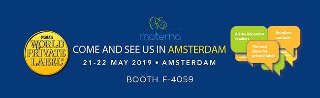 Come and see us in Amsterdam, 21 - 22 may 2019